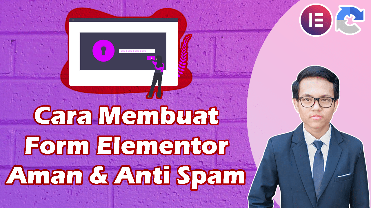 Cara Membuat Form Elementor Anti Spam